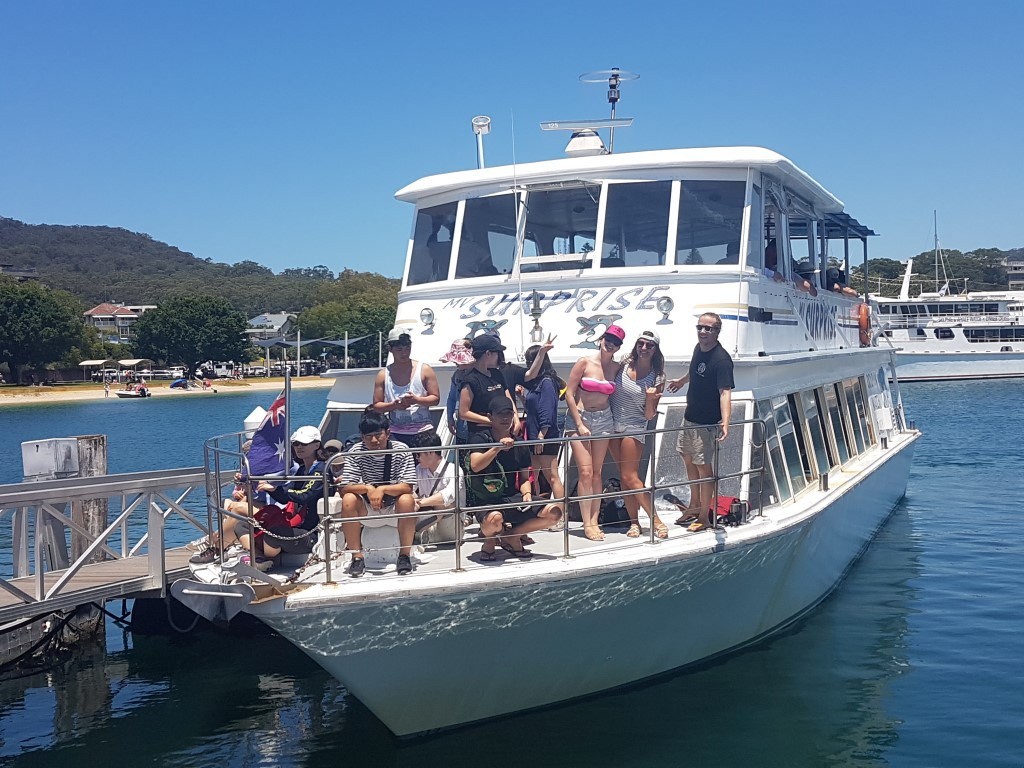 From Sydney: Day Trip To Port Stephens With Aussie Barbecue And Sand Boarding