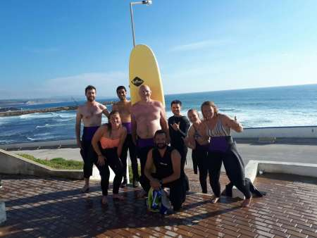 Surf Lesson & Guided Experience In Ericeira