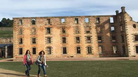 From Hobart: Full-Day Excursion To Port Arthur With Cliff-Top Walk To Waterfall Bay