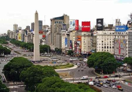 Obelisk von Buenos Aires