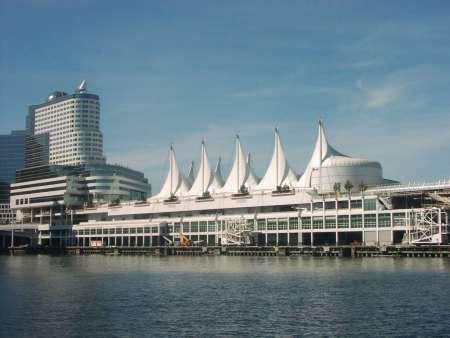 Terminal de cruceros de Vancouver