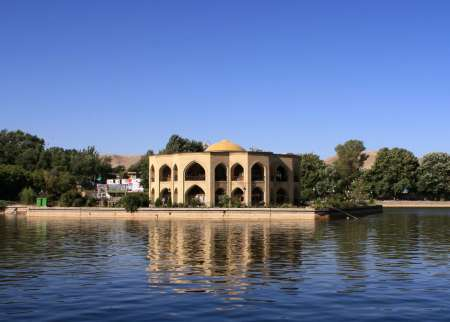 El Goli Safavid Site and Park