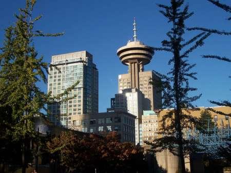 Vancouver Lookout Observation Deck