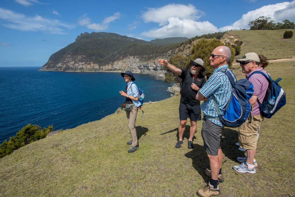 Full-Day Tour To Maria Island Starting From Hobart
