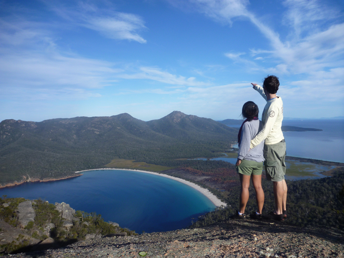 Day Tour To Wineglass Bay Starting From Launceston