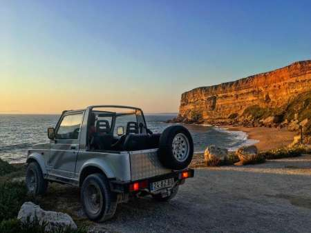 Tour 4X4 In Espichel Cape Und Hell Beach