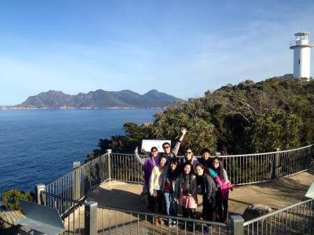 Hobart: Tour De Un Día Completo A Wineglass Bay Y Freycinet National Park