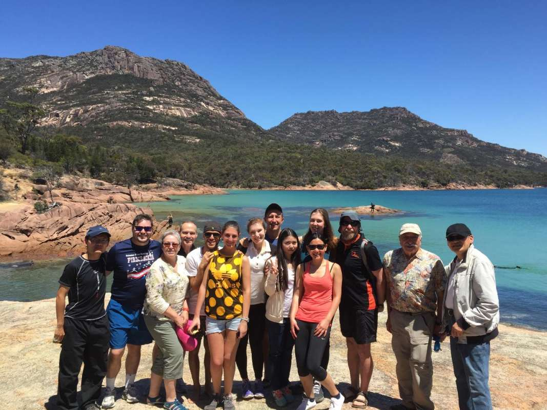 Hobart: Full-Day Tour To Wineglass Bay & Freycinet National Park