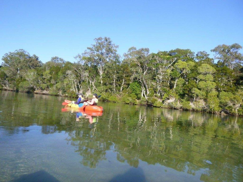 Byron Bay: 2-Hour Kayak Tour At The Brunswick River