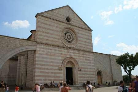 Saint Claire's Basilica