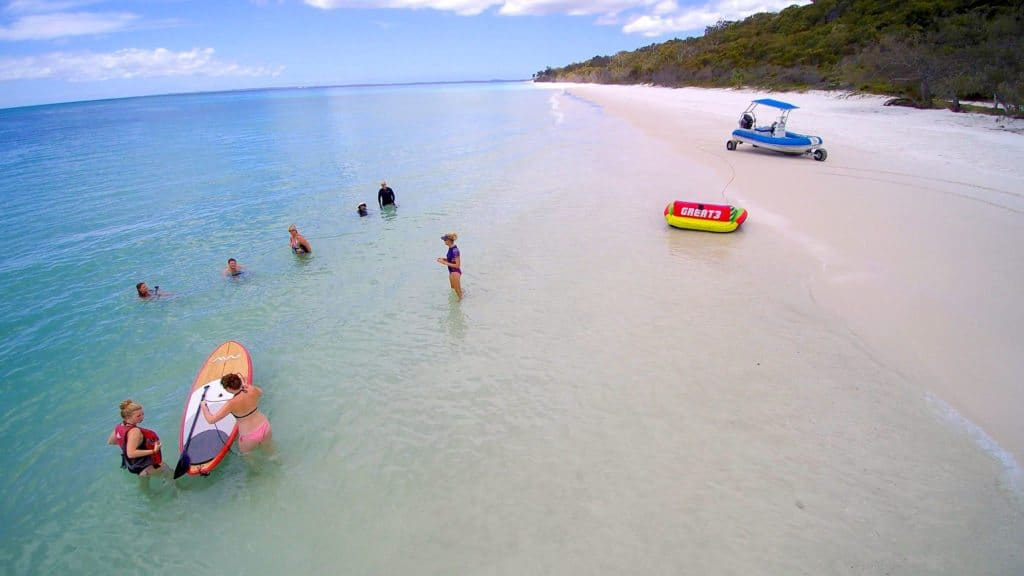From Hervey Bay: Full-Day Small-Group Tour To Fraser Island