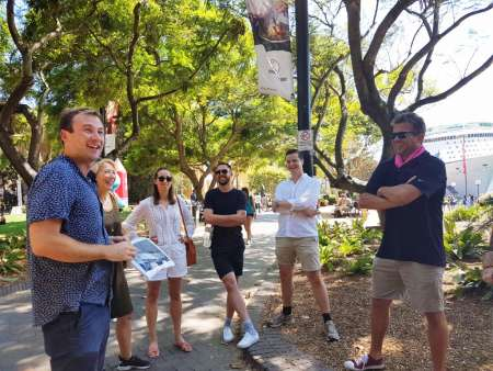 2-Hour Walking Tour At The Rocks: Sydney Convicts
