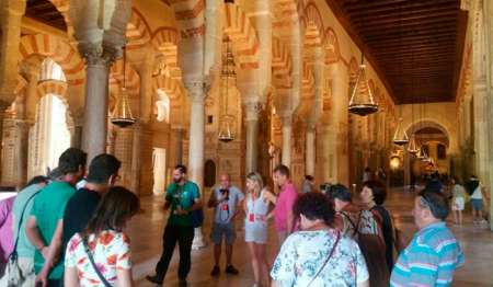 Guided Tour In Spanish To The Mosque-Cathedral Of Cordoba