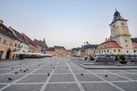 Brasov's Old Town