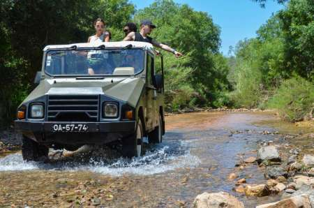 Half-Day Jeep Safari In The Mountains Of Albufeira