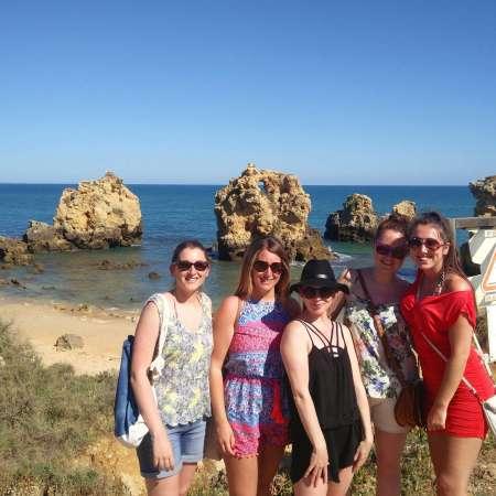 3-Hours Tuk Tuk Tour Along The Beaches & Monuments Of Albufeira