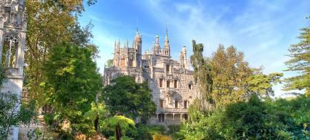 Small Group Day Trip To Sintra: Pena Palace & Quinta Da Regaleira