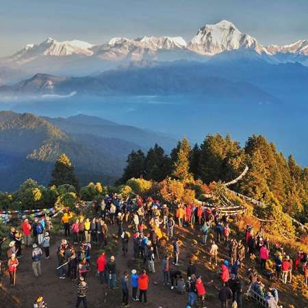 Von Kathmandu Aus: 15 Tage Annapurna Base Camp Trek