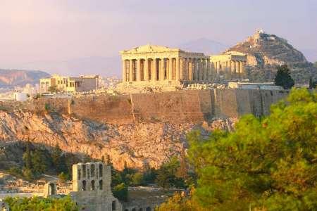 Visite De La Ville En Petit Groupe À Athènes, Grèce