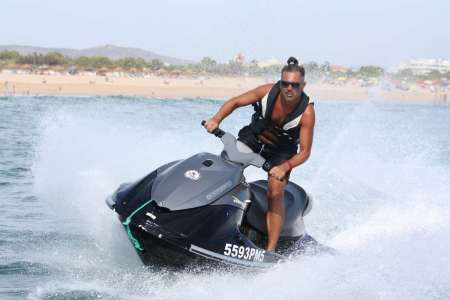 20-Minutes Jet Ski Experience In Albufeira