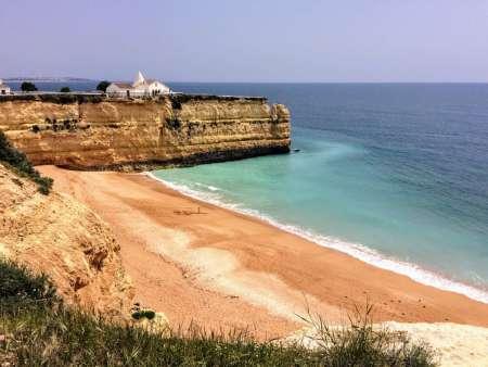 Cliff of Nossa Senhora da Rocha