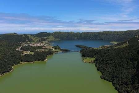 Ilha De São Miguel: Passeio Pedestre, Sessão De Degustação E Caiaque Na Lagoa Das Sete Cidades