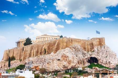 2-Hour Small-Group Tour Of Athens