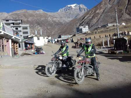 From Kathmandu: 7 Days Royal Enfield Motorbike Tour
