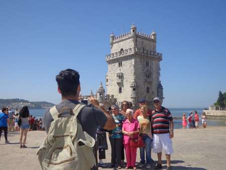 Lisbon Full-Day City Tour: Visit Christ The King, Belém & Downtown