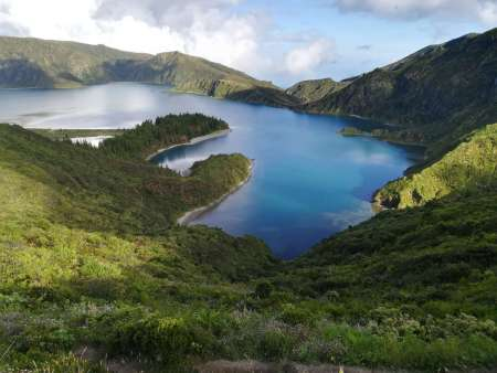 From Ponta Delgada: Half-Day Jeep Tour To Lagoa Do Fogo