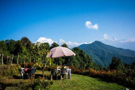12-Day Trekking Tour In Mardi Himal Starting From Kathmandu