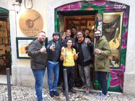 Food And Wine Tasting & Historic Walking Tour In Lisbon