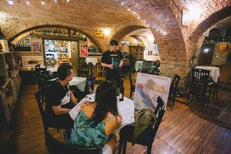 Experiencia De Cata De Vinos De 2.5 Horas En Zagreb