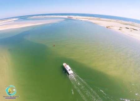 From Fuzeta Island: 2-Hour Boat Tour To Armona Island In Ria Formosa