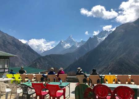 14-Day Trekking Trip To The Everest Base Camp