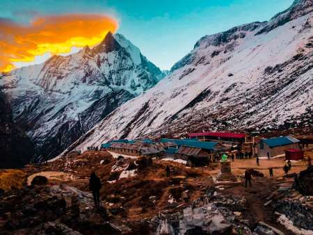 13-Day Excursion To The Annapurna Base Camp Trek
