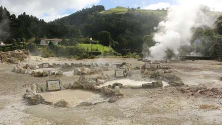 São Miguel Of Azores: Full-Day Jeep Tour To Furnas