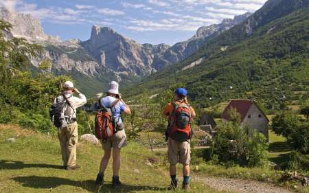 9-Day Trekking Tour In Northern Albania