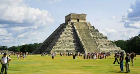 From Mérida: Full Day Trip To Chichén Itzá With Drop Off In Cancun