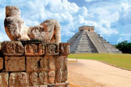 From Mérida To Tulum Or Playa Del Carmen: Visit Chichén Itzá Wonder Of The World
