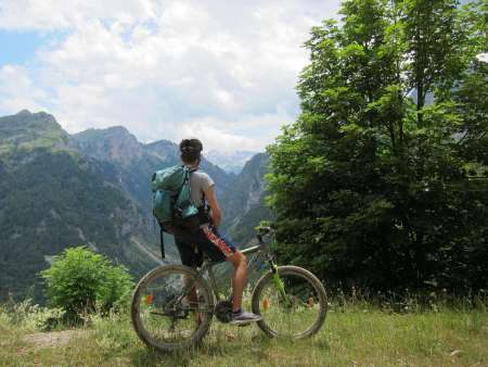 8-Day Private Cycling Tour In Northern Albania & Kosovo