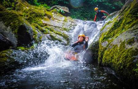 Half-Day Canyoning Experience In São Miguel Of Azores