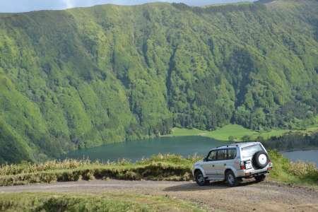 Ilha De São Miguel: Passeio De Jipe de Meio Dia Pela Lagoa Das Sete Cidades