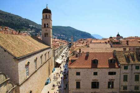 2,5-Hour Tour Of Dubrovnik With A Visit To Franciscan Monastery
