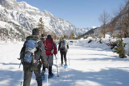 9-Day Tour To Practice Snowshoeing In Albania