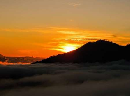 Bali: Trekking Au Mont Batur Au Lever Du Soleil Avec Petit Déjeuner Au Sommet