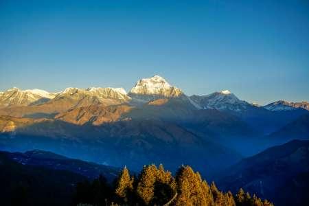 Expedição De 4 Dias Para A Caminhada Poon Ghorepani Poon