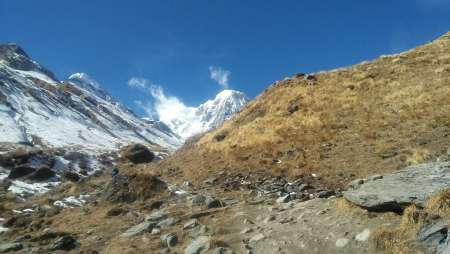 From Kathmandu: 14-Day Trekking Tour To The Annapurna Base Camp