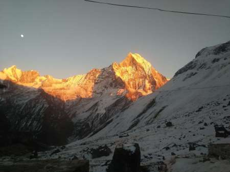 9-Day Expedition To The Annapurna Base Camp Trek Via Ghorepani Poon Hill