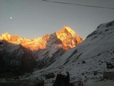 9-Tägige Expedition Zum Annapurna Base Camp Trek Über Den Ghorepani Poon Hill